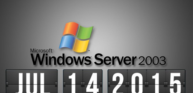 Fin del servicio de soporte técnico de Windows Server 2003